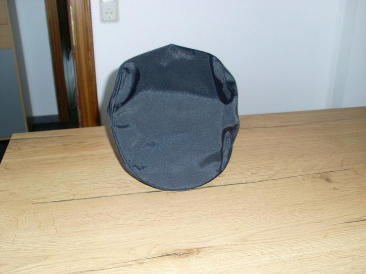 Schirmmütze, Cap schwarz Gr. 56 Nylon