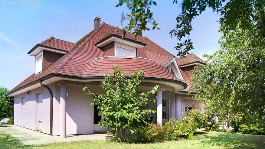 Bild 2: Grosszügiges Haus mit Pool im Elsass - 10 Minuten von Breisach am Rhein
