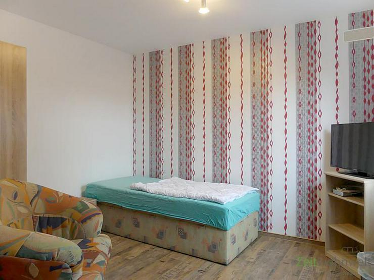 (EF0366_M) Ilmenau: Wümbach, kleine möblierte Einliegerwohnung, ruhige Wohnlage, WLAN