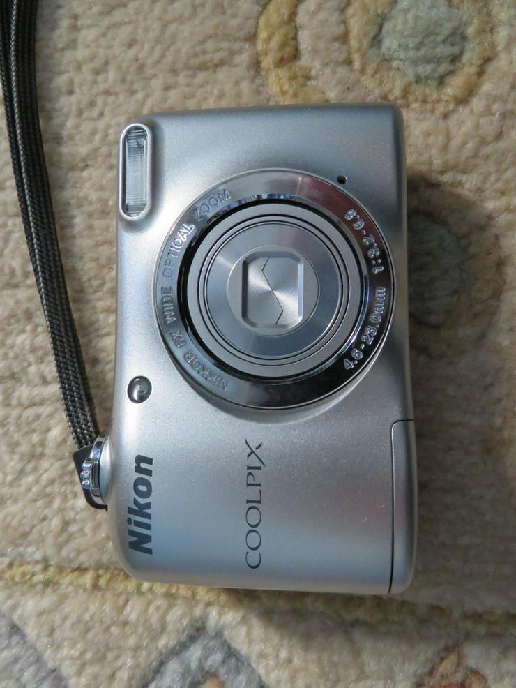 Nikon Coolpix L31 silber in OVP