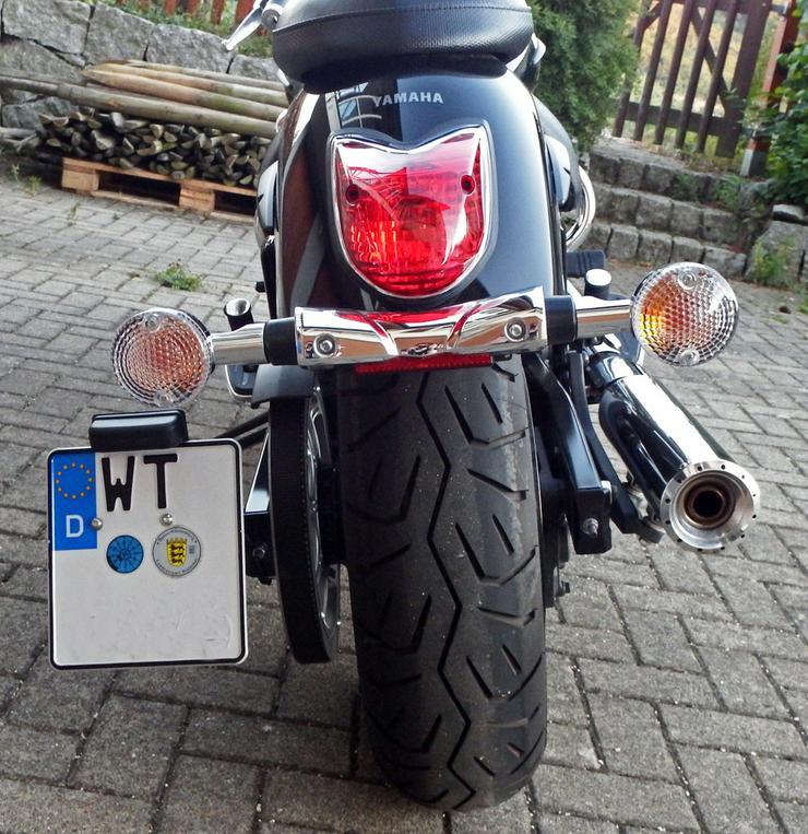 Bild 2: Yamaha XVS 950A umgebaut