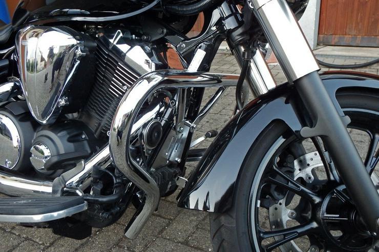 Bild 6: Yamaha XVS 950A umgebaut