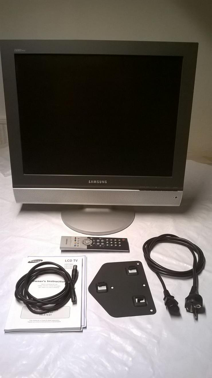 Samsung LW20M21CP - 51 cm LCD TV zu verkaufen