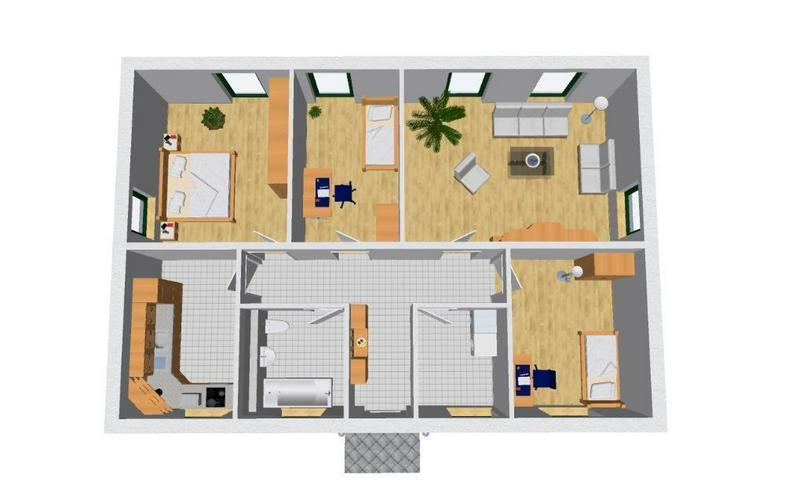 Bild 4: Kleiner Wohntraum nahe der Stadt