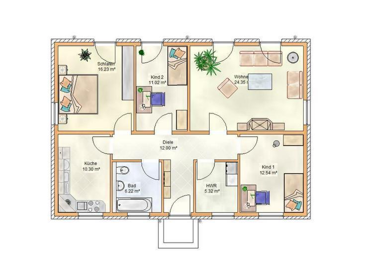 Bild 3: Kleiner Wohntraum nahe der Stadt