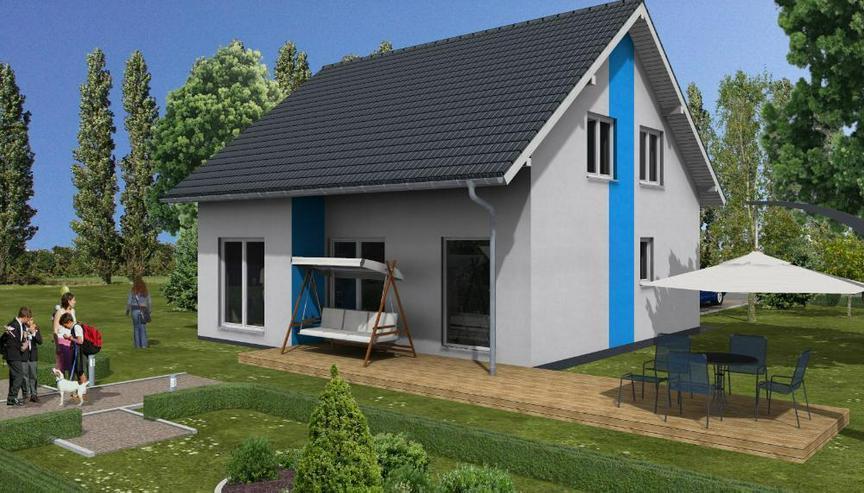 Ihr Einfamilienhaus umgeben von Natur