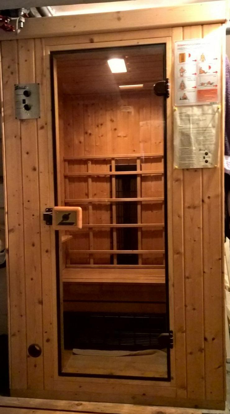 Infrarotkabine Wärmekabine Sauna