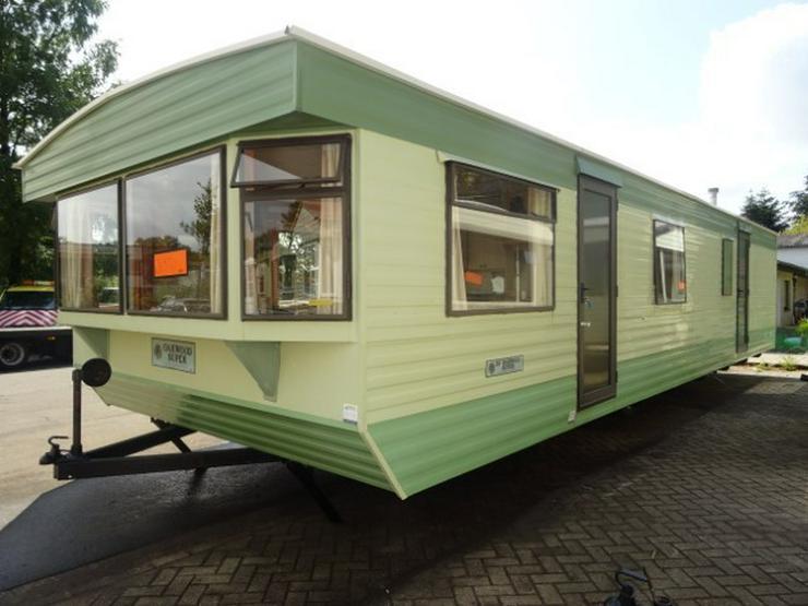 Atlas Oakwood Mobilheim wohnwagen Dauercamping