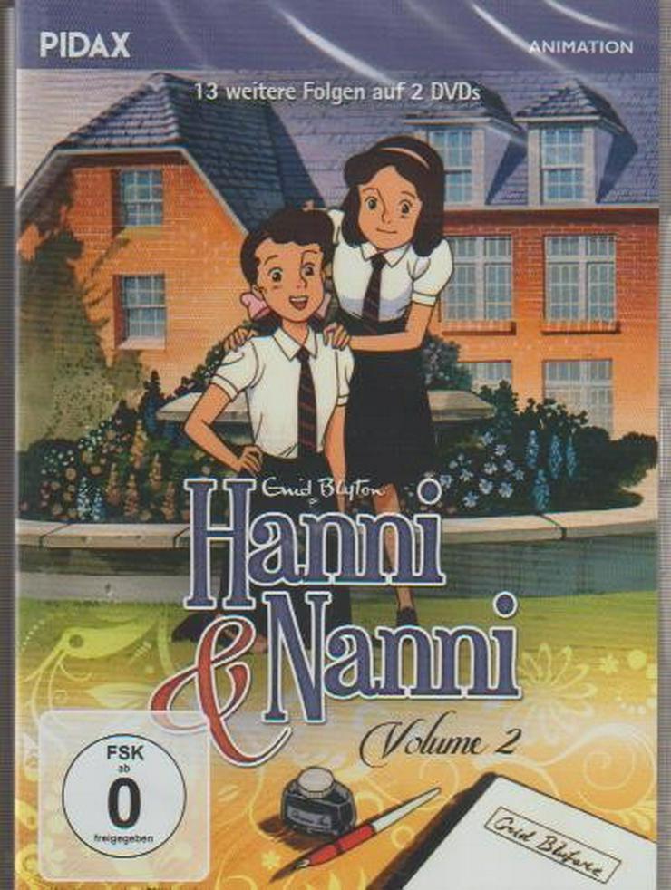 Hanni & Nanni Volumen 2 (564) - DVD & Blu-ray - Bild 1