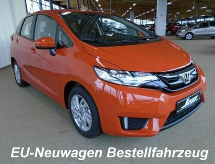 Honda Jazz 1.3 Comfort + Connect Navigation NEU-Bestellfahrzeug inkl. Anlieferung (D)