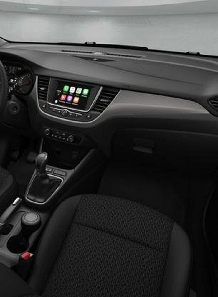 Bild 3: Opel Crossland X Mod. 2019 1.2 Edition Automatik + Komfort-Pack  NEU-Bestellfahrzeug inkl. Anlieferu