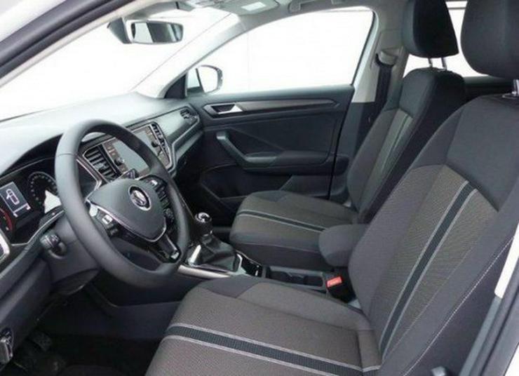 Bild 6: VW T-Roc 2.0 TDI SCR Design 4MOTION + DSG-7 NEU-Bestellfahrzeug inkl. Anlieferung (D)