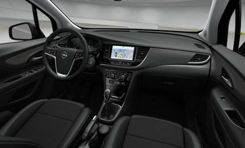 Bild 5: Opel Mokka X Mod. 2019 1.4 Ultimate AUTOMATIK NEU-Bestellfahrzeug inkl. Anlieferung (D)