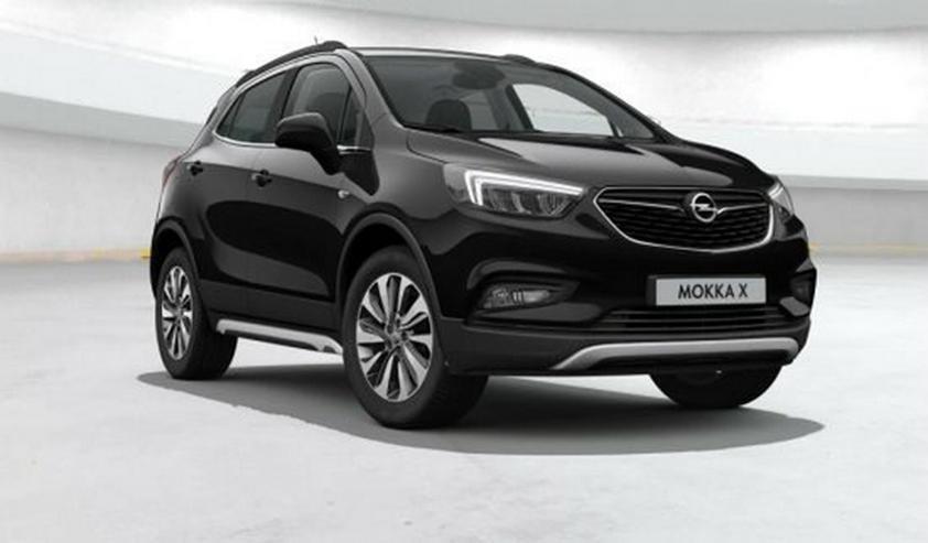 Bild 4: Opel Mokka X Mod. 2019 1.4 Ultimate AUTOMATIK NEU-Bestellfahrzeug inkl. Anlieferung (D)
