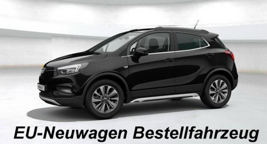 Opel Mokka X Mod. 2019 1.4 Ultimate AUTOMATIK NEU-Bestellfahrzeug inkl. Anlieferung (D) - Mokka - Bild 1