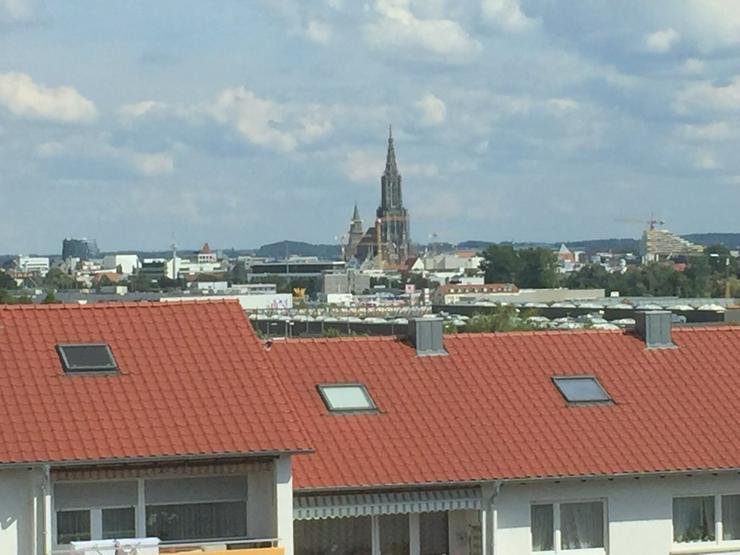 Über den Dächern von Ulm