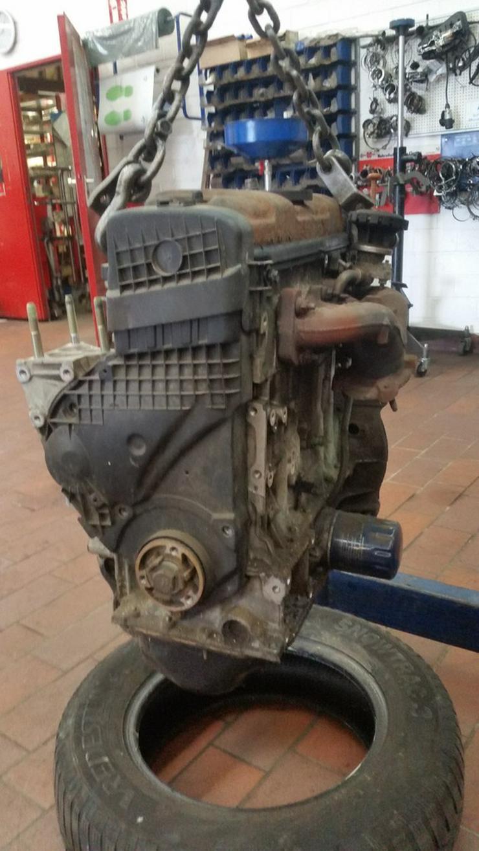 Bild 2: Citroen 1.4 TU Motor KFX Saxo C2 C3 Xsara