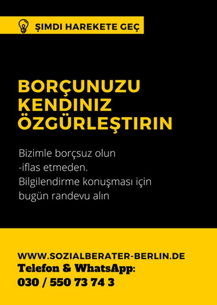 Bild 2: Deutsch - Türkische Schuldenhilfe