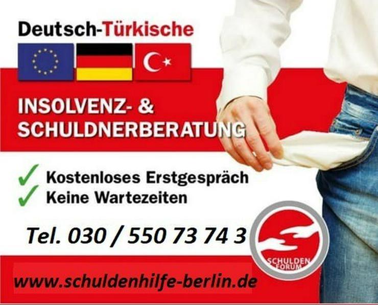 Deutsch - Türkische Schuldenhilfe - Wirtschaft, Finanzen & Recht - Bild 1