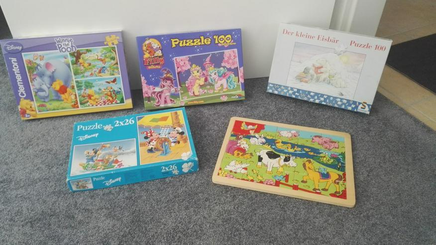 Puzzles für Kinder