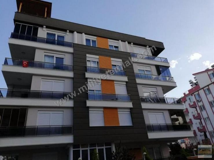 Preiswerte 65 m2 EG Wohnung in Konyaalti - Wohnung kaufen - Bild 1