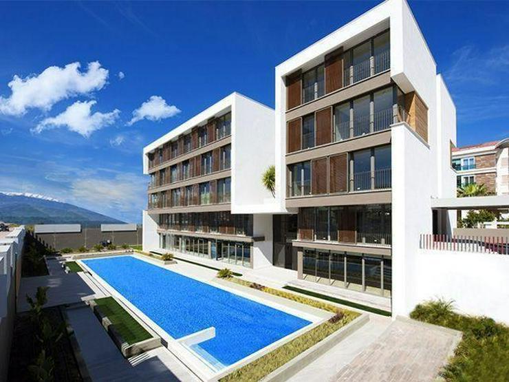 Möblierte luxuriöse Apartments in einer Prestigue-Residence - Wohnung kaufen - Bild 1