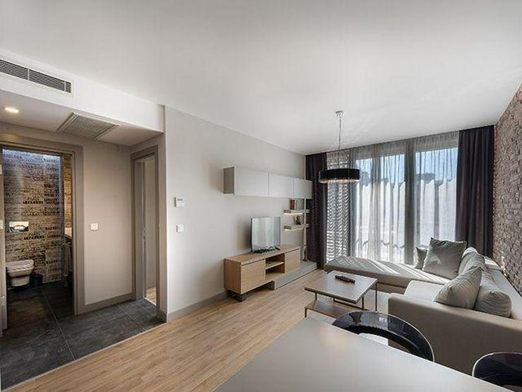 Bild 4: Möblierte luxuriöse Apartments in einer Prestigue-Residence