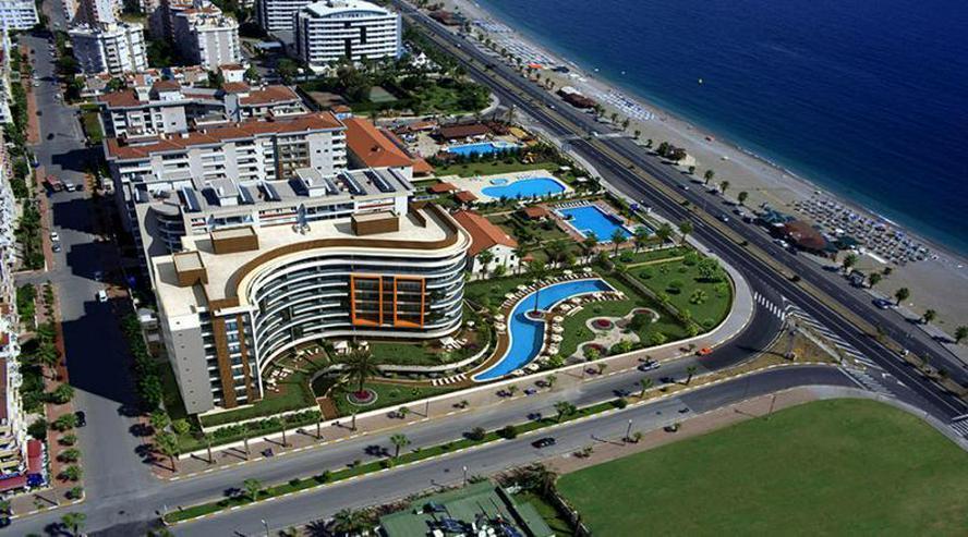 Luxuswohnungen direkt am Strand in einer Traumanlage - voller Meerblick - Wohnung mieten - Bild 1
