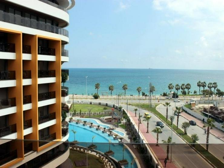 Bild 2: Luxuswohnungen direkt am Strand in einer Traumanlage - voller Meerblick