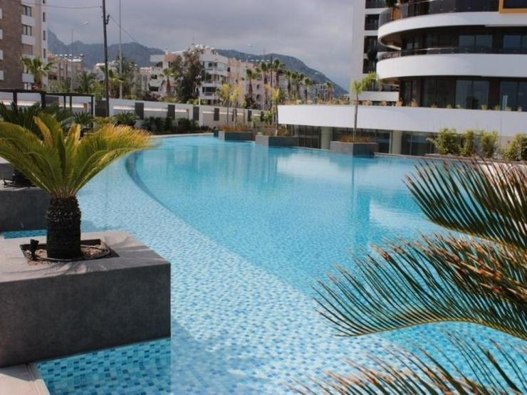 Bild 3: Luxuswohnungen direkt am Strand in einer Traumanlage - voller Meerblick
