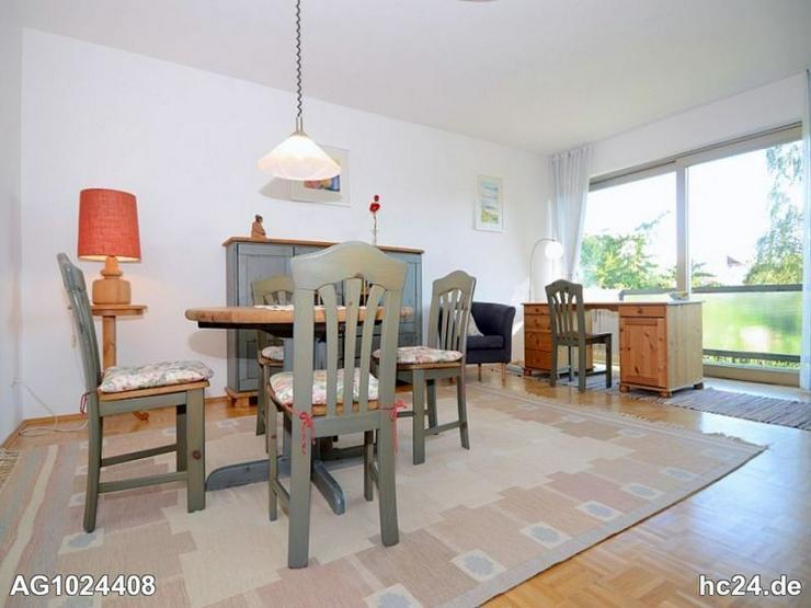 *Möblierte 2 Zimmerwohnung in Würzburg/Gerbrunn - Bild 1