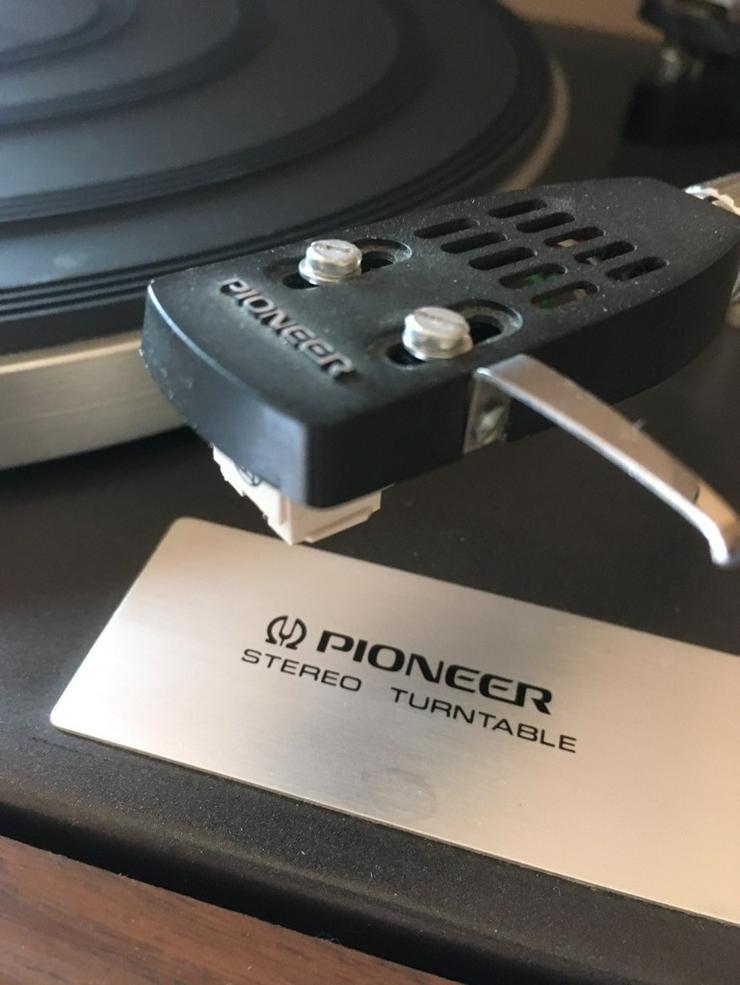 Bild 6: Pioneer Schaltplattenspieler Recordplayer