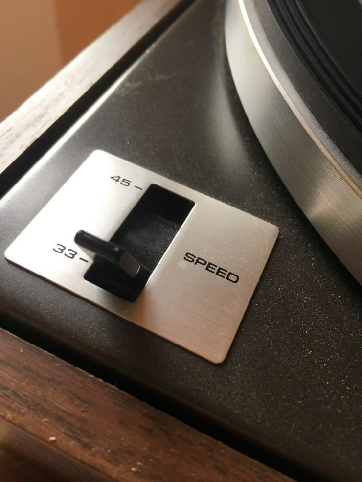 Bild 4: Pioneer Schaltplattenspieler Recordplayer