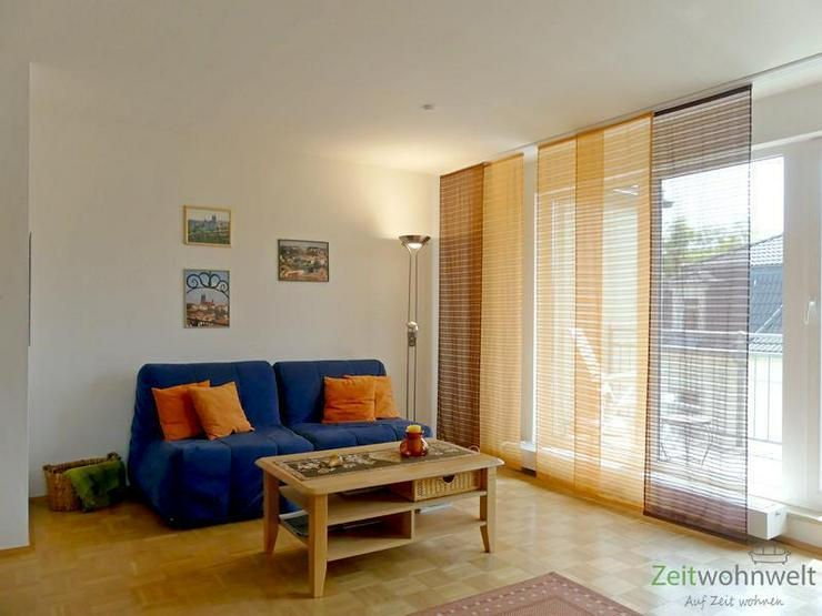 Bild 3: (EF0417_M) Dresden: Striesen-Ost, warme Sonne oder kühler Schatten? möblierte DG-Wohnung...