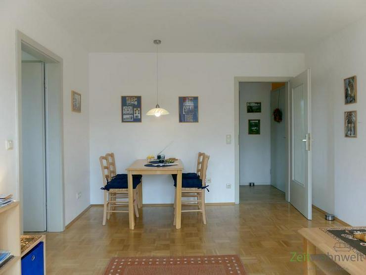 Bild 4: (EF0417_M) Dresden: Striesen-Ost, warme Sonne oder kühler Schatten? möblierte DG-Wohnung...
