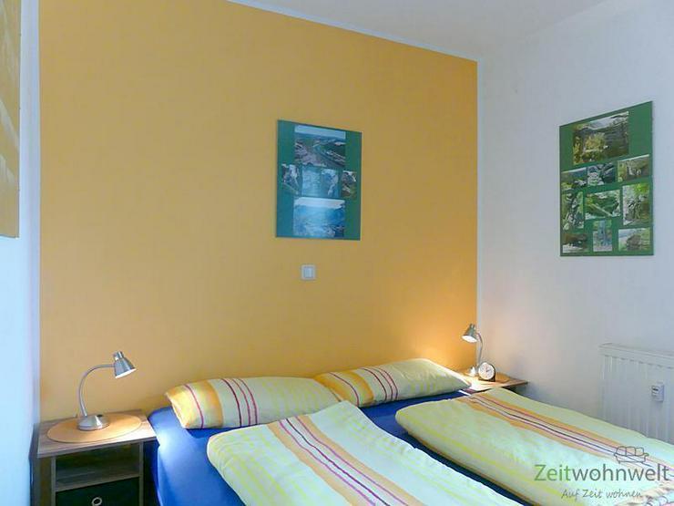 Bild 5: (EF0417_M) Dresden: Striesen-Ost, warme Sonne oder kühler Schatten? möblierte DG-Wohnung...