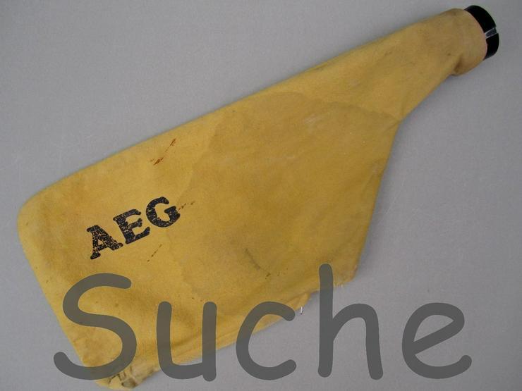 Suche Staubsack für Bandschleifer AEG HSBE 100