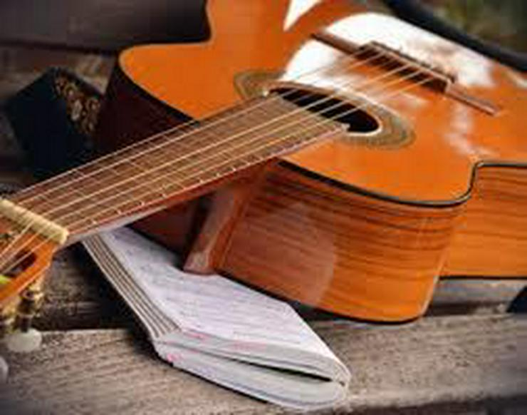 Biete Gitarrenunterricht Anfänger Musik Kinder - Unterricht & Bildung - Bild 1