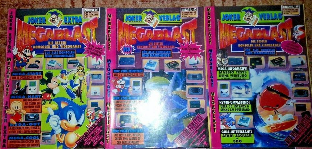 Bild 2: Rar - Megablast - Videospielzeitschrift - Rar
