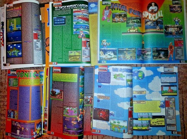 Rar - Megablast - Videospielzeitschrift - Rar - Bücher & Zeitungen - Bild 4