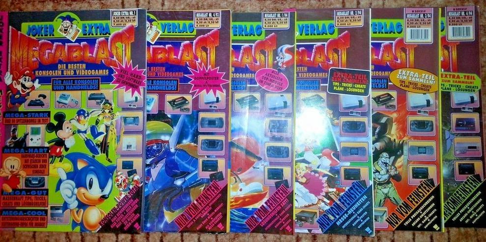 Bild 5: Rar - Megablast - Videospielzeitschrift - Rar