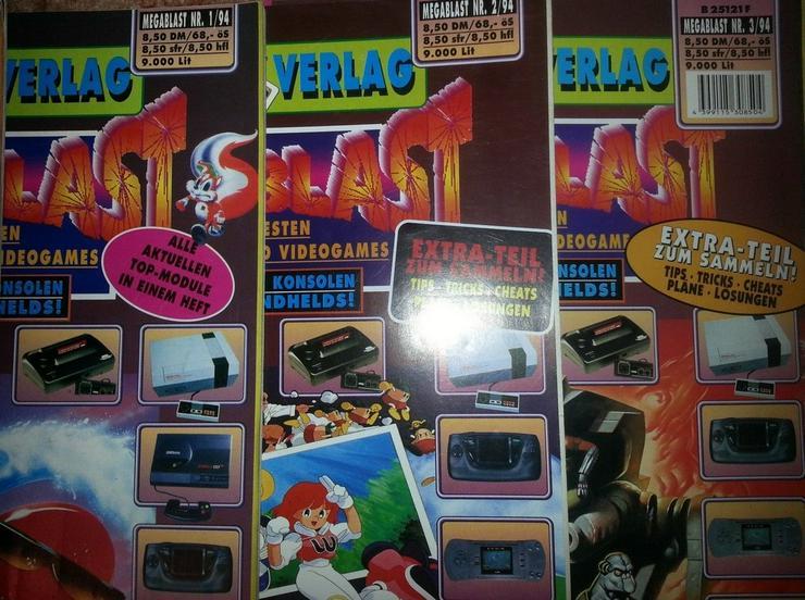 Bild 7: Rar - Megablast - Videospielzeitschrift - Rar