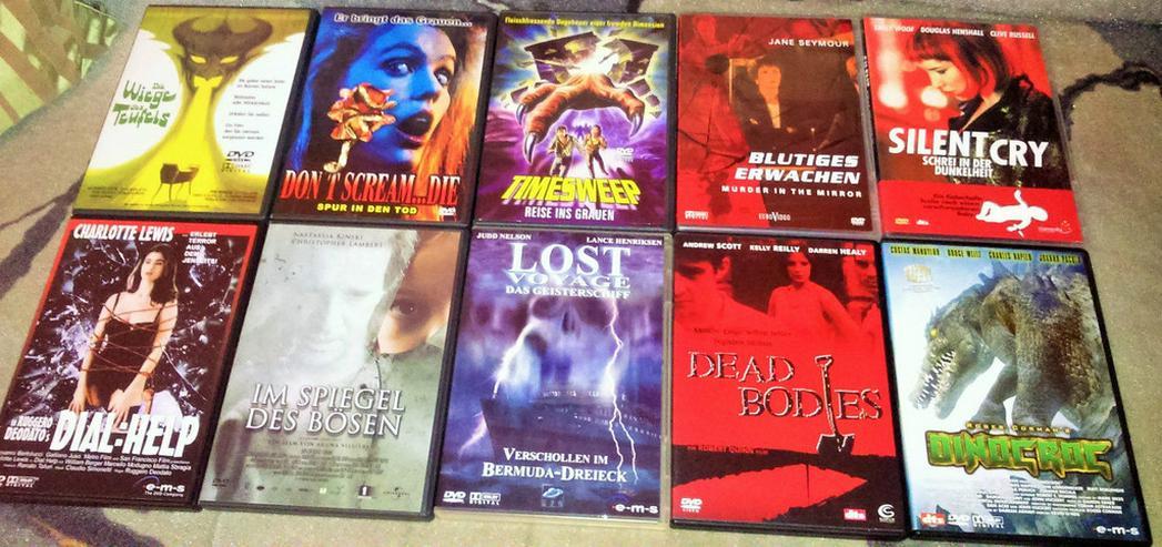 DVD-Paket - Horror