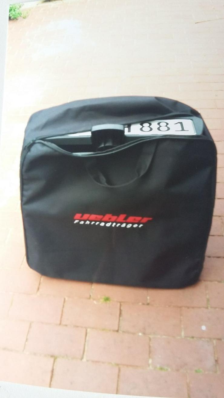 Bild 3: Fahrradheckträger für 2 Fahrräder UEBLER X21-S
