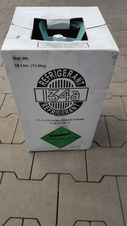 R134a Kältemittel 13,6kg