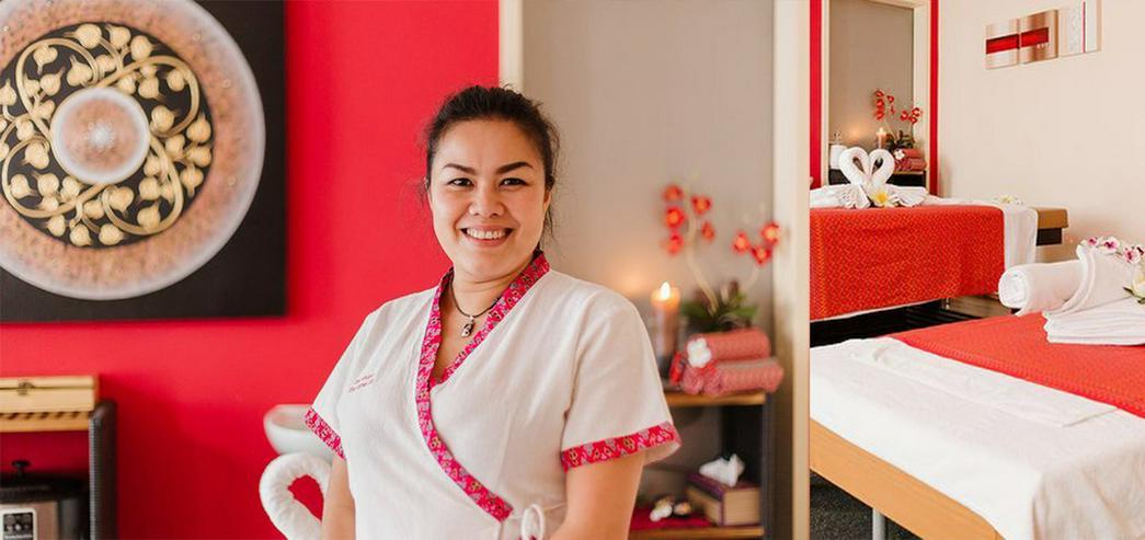 Thaimassage, Wellness, 4-Sterne Hotel