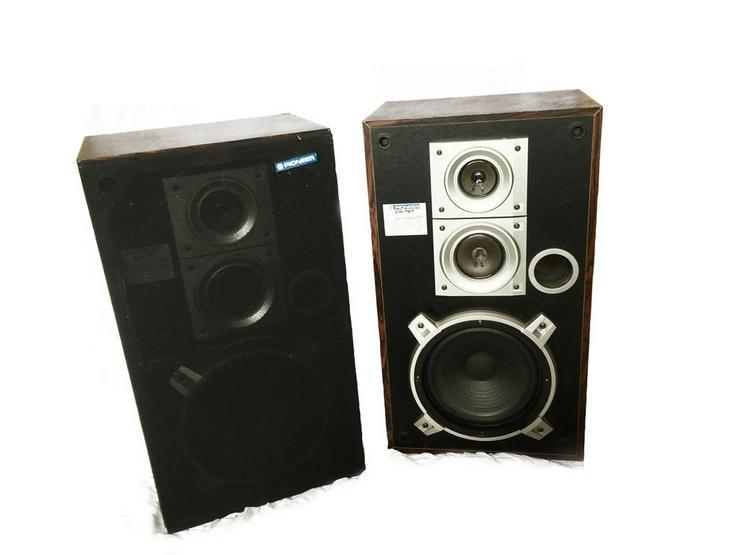 Pioneer Lautsprecher boxen 3-Wege CS-787