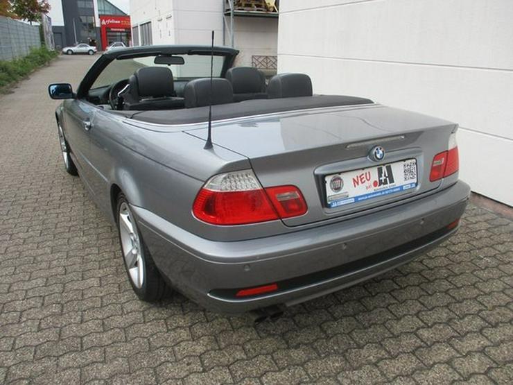 Bild 3: BMW 320 Baureihe 3 Cabrio Ci