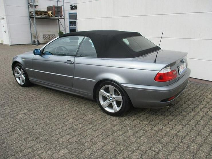 Bild 6: BMW 320 Baureihe 3 Cabrio Ci