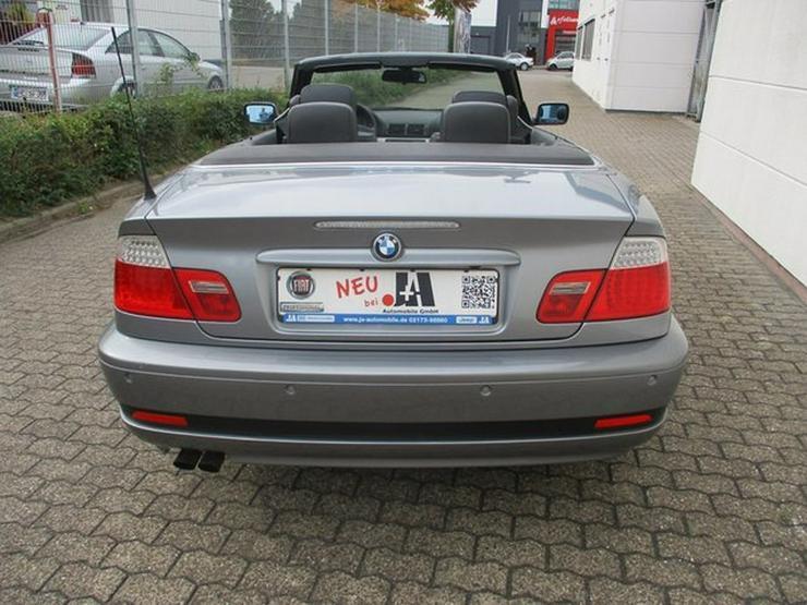 Bild 4: BMW 320 Baureihe 3 Cabrio Ci